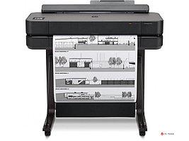 Плоттер HP DJ T630 24-in 5HB09A, 610mm, A1, 30сек/стр A1; 76л A1/час, WIFI,USB 2.0, remote print, auto switch