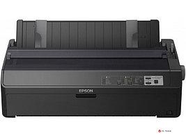 Принтер матричный Epson FX-2190II C11CF38401 A4, до 738 зн/сек, 18 игл, 128kb, USB, LPT
