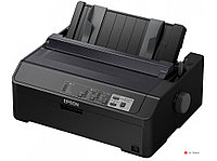 Принтер матричный Epson FX-890IIN C11CF37403A0 A4, 128Kb, 18 игл, USB, LPT, Ethernet