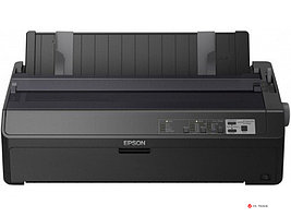 Принтер матричный Epson FX-2190IIN C11CF38402A0 A3, 128Kb, 18 игл, USB, LPT, Ethernet