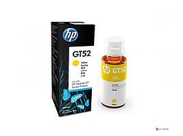 Оригинальная емкость с чернилами HP GT52 M0H56AE желтая