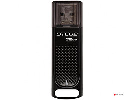USB Flash Kingston 32Gb DTEG2/32GB, USB 3.1/3.0 DT Elite G2 (metal) 180MB/s read, 50MB/s write