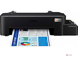 Принтер струйные цветной Epson L121 А4, C11CD76414, 4,5 стр/мин, USB, СНПЧ