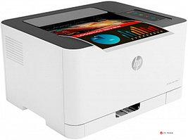 Принтер лазерный цветной HP Color Laser 150nw 4ZB95A, ЧБ 18 стр/мин, цвет 4 стр/мин, USB 2.0, Ethernet, 64 MB