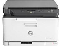 МФУ лазерное цветное HP Color Laser MFP 178nw 4ZB96A, ЧБ 18 стр/мин, цвет 4 стр/мин, 64 MB, USB 2.0,