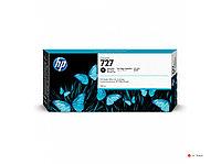 Картридж струйный HP F9J79A, 727, 300 мл, черный для фотопечати