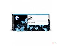 Картридж струйный HP F9J80A, 727, 300 мл, черный для фотопечати