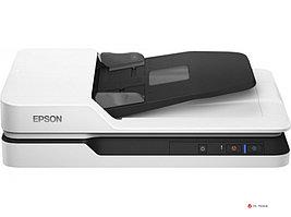 Сканер Epson WorkForce DS-1630 B11B239401, A4, 1200x1200dpi, USB