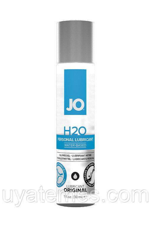 Классический лубрикант на водной основе / JO H2O 1oz - 30 мл
