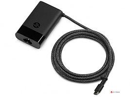 HP 7EZ26AA USB-C Travel Power Adapter 65W