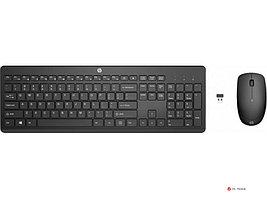 Беспроводные клавиатура и мышь HP 230 18H24AA