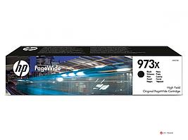Оригинальный картридж HP 973X L0S07AE Черный