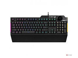 Игровая клавиатура ASUS RA04 TUF GAMING K1/RU//KB,MEMBRANE