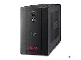 ИБП APC Back-UPS 950ВА,230В, 4 евророзетки, вых.мощ-ть 480Ватт/950ВА, диапазон вх.напр-я 150-280В, время