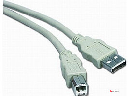 Кабель USB 2.0 Gembird CC-USB2-AMBM-10, AM/BM, 3.0м, пакет