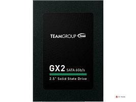 """SSD-накопитель Team Group GX2 256Gb, 2.5"""", 7mm, SATA-III 6Gb/s, T253X2256G0C101"""