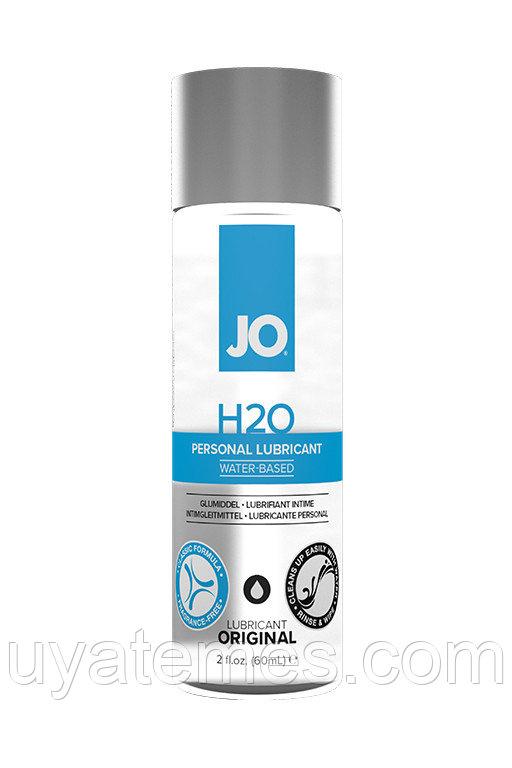 Классический лубрикант на водной основе / JO H2O Personal Lubricant 2oz - 60мл