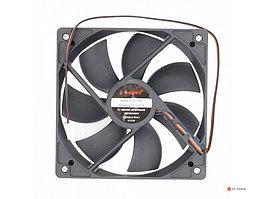 Вентилятор Gembird, 120x120x25, гидродинамический, 4 pin, провод 30 см