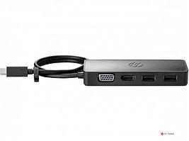Док-станция HP USB-C Travel Hub G2 7PJ38AA