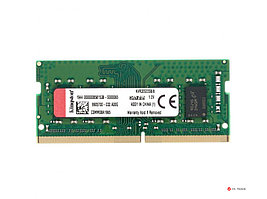 ОЗУ Kingston 8Gb/3200MHz DDR4 SODIMM, CL22, KVR32S22S8/8