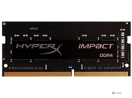 ОЗУ Kingston 4GB 2400MHz DDR4 CL14 SODIMM HyperX Impact HX424S14IB/4