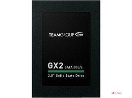 """SSD-накопитель Team Group GX2 512Gb, 2.5"""", 7mm, SATA-III 6Gb/s, T253X2512G0C101"""