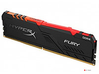 ОЗУ Kingston HyperX Fury RGB 8Gb/3600MHz CL17, 1.35V, HX436C17FB3A/8