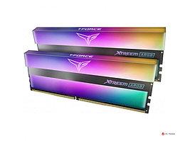 ОЗУ Team Xtreem ARGB 16Gb(8x2)/4000MHz CL18, 1.35V, TF10D416G4000HC18JDC01