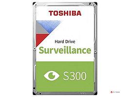 "Жесткий диск Toshiba 6Tb, HDD, 3.5"", 5400rpm, 256MB, SATA III 6Gb/s, HDWT860UZSVA"