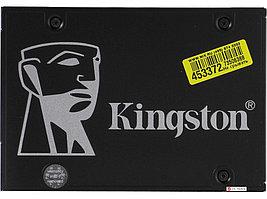 """SSD-накопитель Kingston KC600 512Gb, 2.5"""", 7mm, SATA-III 6Gb/s, 3D TLC, SKC600/512G"""