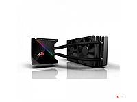 СЖО ASUS ROG RYUJIN 240, AIO, 2x120mm fan, 60mm fan, RGB, BOX
