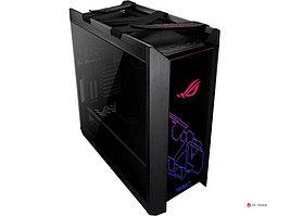 Кейс ASUS ROG STRIX HELIOS GX601, ATX/micro ATX/Mini ITX/EATX, USB 3.1, 3x120mm, AURA Sync, без БП, Черный