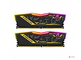 ОЗУ Team DELTA R TUF RGB YELLOW 16Gb(8x2)/3200MHz CL18, 1.35V, TF9D416G3200HC16FDC01