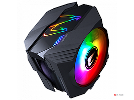 Кулер для процессора Gigabyte ATC800, Intel 2066, 2011, 1366, 115x, 1200, AM4, 2*120мм RGB, 600-2000 rpm