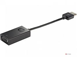 Адаптер HP HDMI — VGA с кабелем X1B84AA