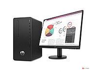 Системный блок HP 290 G4 MT,i3- 10100,8GB,256GB SSD,DOS,DVD-WR,1yw,kbd,mouseUSB,P24v,PS/2 module,Speakers