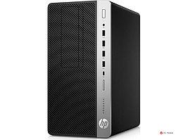 Системный блок HP 7QM87EA ProDesk 600 G5 MT,i5-9500,8GB,256GB SSD,W10p64,DVD-WR,3yw,USB  Slim kbd,mouseUSB,HP