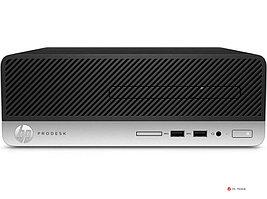 Системный блок HP 7EL85EA ProDesk 400G6SFF,i3-9100,4GB,1TB HDD,W10p64,DVD-WR,1yw,USBkbd,mouseUSB,No 3rd Port