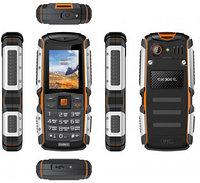 Мобильный телефон Texet TM-513R черный-оранжевый