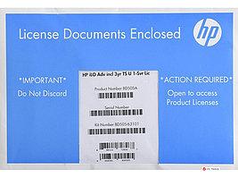 Лицензия HP iLO Adv incl 3yr TS U 1-Svr Lic, BD505A