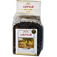 Азерчай чай черный Букет, прозрачная упаковка, 200 гр.