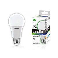 Эл. лампа светодиодная Camelion LED15-A60/865/E27, Дневной