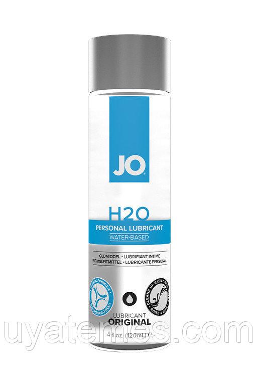 Классический лубрикант на водной основе / JO H2O 4 oz - 120мл