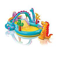 Надувной бассейн детский Intex 57135NP