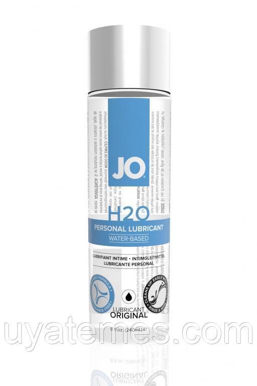 Классический лубрикант на водной основе / JO Personal Lubricant H2O 8oz - 240 мл