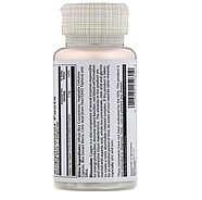 Solaray, Медь, 2 мг, 100 вегетарианских капсул, фото 2