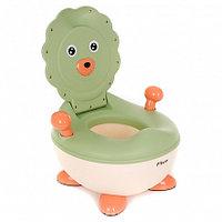 PITUSO Детский горшок ЛЬВЕНОК Зеленый GREEN 37*36*24,5 см