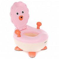 PITUSO Детский горшок ЛЬВЕНОК Розовый PINK 37*36*24,5 см, фото 1