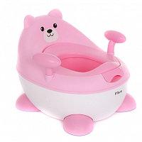 PITUSO Детский горшок МИШУТКА Розовый PINK 34*35,5*29 см, фото 1