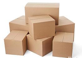 Новые картонные коробки для переезда и транспортировки вещей. Размер 400*400*300 мм. Рассрочка. Kaspi RED